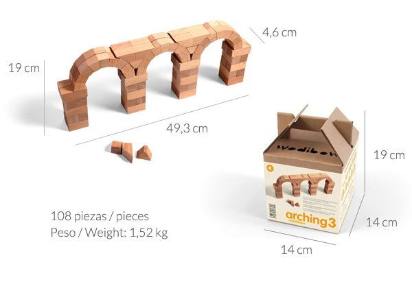 Arching 3 Pack